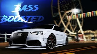 AUDI RS5 RESTYLING - NVTE - Lovell [Bass Boosted]