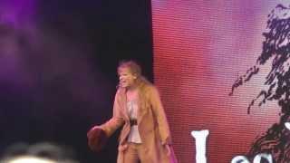 WEST END LIVE 2013 LES MISERABLES CARRIE HOPE FLETCHER AND CAST HIGHLIGHTS
