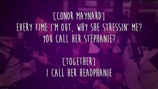OOOUUU, Sneakin & Starboy - Young M.A, Drake & The Weeknd (William Singe & Conor Maynard lyrics)