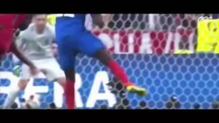Golo do Éder na Final Euro 2016 - Com Relato da Antena 1