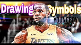 LeBron James Mix - 'Drawing Symbols' ᴴᴰ