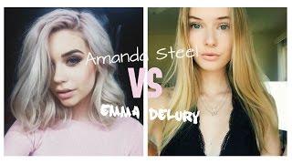 Emma Delury Vs Amanda Steele