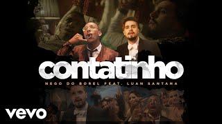 Nego do Borel - Contatinho (Áudio Oficial) ft. Luan Santana