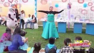 SHow infantil Frozen - Travesuras Show