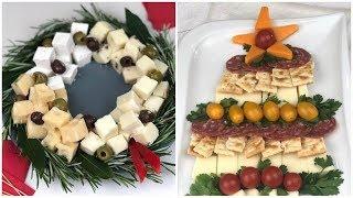 2 Idee Antipasti Freddi di Natale facili e veloci