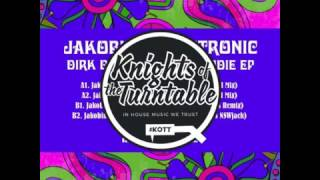 Jakobin & Peletronic - Dirk Diggler/Fela Goodie EP (Hungarian Hot Wax)