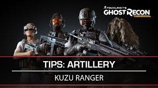Ghost Recon Wildlands [Tips: Artillery] Bombs│Ghost War