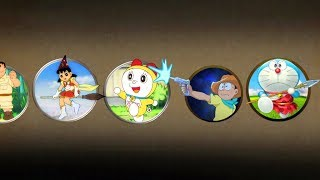 Shadow Fight 2 Vs Doraemon And Bodyguards width=