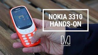 Nokia 3310 Hands-On