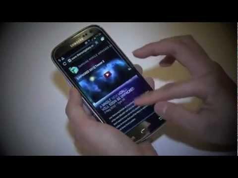 Tech15 Ep32 Galaxy S3 Features  الإعلان عن الجلاكسي إس٣