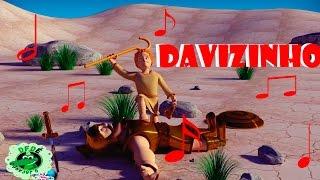 DVD DEDÉ O JACARÉ -  Davizinho com letra