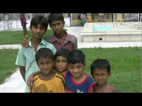 アキーラさん市内散策23!バングラデシュ子供達と交流!Dahka,Bangladesh
