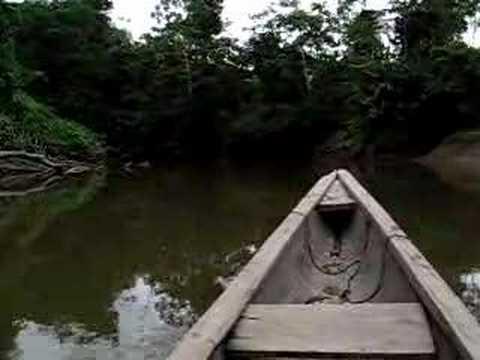Rio Aguarico Ecuador