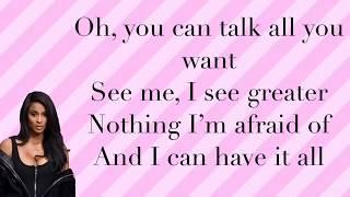 Level Up - Ciara (Lyrics {Originally Clean})