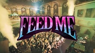 Feed Me at Ruby Skye (Recap Video)