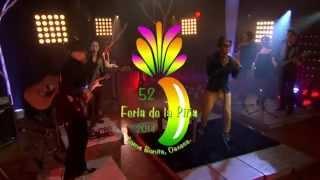 Velada de Coronación Fernanda I y Samanta I Feria de la Piña Loma Bonita 2014