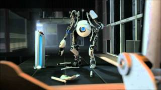 Portal 2 / The National - Exile, Vilify Music video