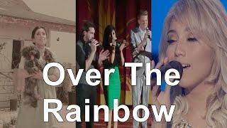 Kirstin Maldonado Singing Somewhere Over The Rainbow