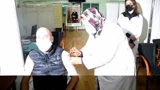 Lancement de la campagne de vaccination à Casablanca-Anfa