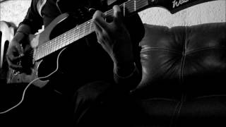 Ángeles Del Infierno - Maldito Sea Tu Nombre (Guitar Cover)