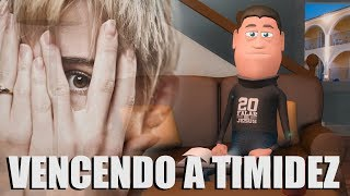 VENCENDO A TIMIDEZ | ANIMA GOSPEL