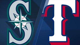 Cruz, Cano power Mariners past Rangers: 4/21/18
