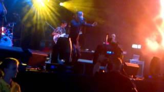 Maverick Sabre Live at Wireless Festival 2011 - Look what ive done 02/07/2011