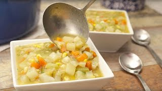 Lotsa Vegetable Chowder Recipe