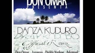 Don Omar Ft Lucenzo, Daddy Yankee, Arcangel - Danza Kuduro (Official Remix)