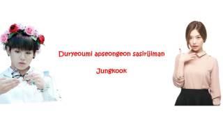 (BTS) Jungkook X Lady Jane - I'm In Love (Hangul Lyrics)
