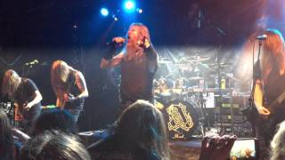 Amon Amarth - Raise your Horns (Jomsviking Release Show Berlin)