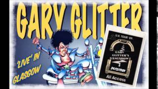 Gary Glitter - Side Walk Sinner : live RARE