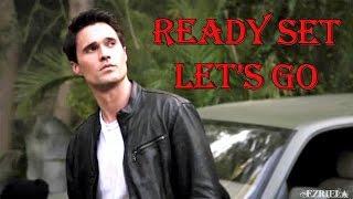 Grant Ward • Ready Set Let's Go