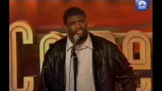 Patrice O'Neal at  the Comedy Store, England