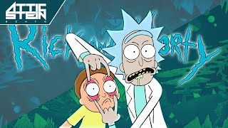 RICK AND MORTY THEME SONG REMIX [PROD. BY ATTIC STEIN]