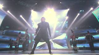 "true HD James Durbin ""Uprising"" - Top 7 American Idol 2011 (Apr 20)"