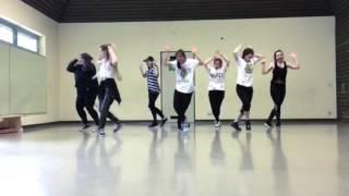 BTS - Not Today Acapella by Yeolli DanceCrew