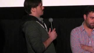 Jason Ritter - Aubrey Plaza - About Alex - Tribeca Film Festival