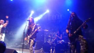 Sabaton - To hell and back (Toronto October10)
