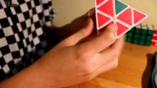 HungaRubik: Pyraminx :19.83