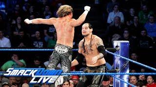Baron Corbin vs. Dolph Ziggler: SmackDown LIVE, Dec. 12, 2017