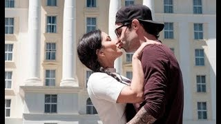 Sunny Leone, Husband Daniel Weber Share A Smooch To Mark 10 Years Of Togetherness width=