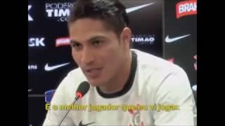 Paolo Guerrero: Mi Maximo idolo fue el Fenomeno Ronaldo