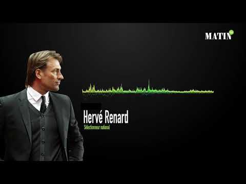 Video : Hervé Renard : «Le plus important c'est de se qualifier»