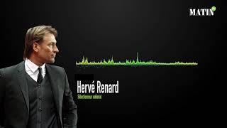 Hervé Renard : «Le plus important c'est de se qualifier»