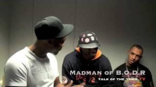 TalkOfTheTownTV - MADMAN MADSKIE ADDRESSES DEVILMAN - FINALLY THE REAL STORY!