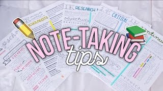 How to Take Awesome Notes!   Reese Regan