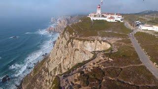 Sintra & Cabo Da Roca - Portugal (DJI Phantom 4 drone, GoPro HERO4)