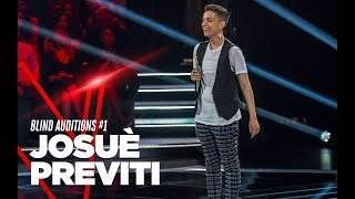 """Josuè Previti """"When We Were Young"""" - Blind Auditions #1 - TVOI 2019"""