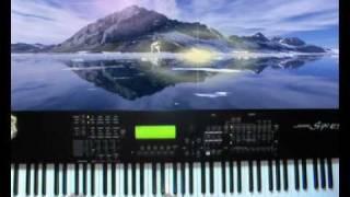 Deus cuida de mim - Kleber lucas ( piano yamaha S90ES )